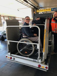 about disabled travel