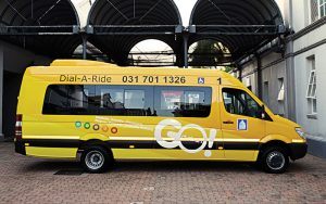 accessible transport in durban